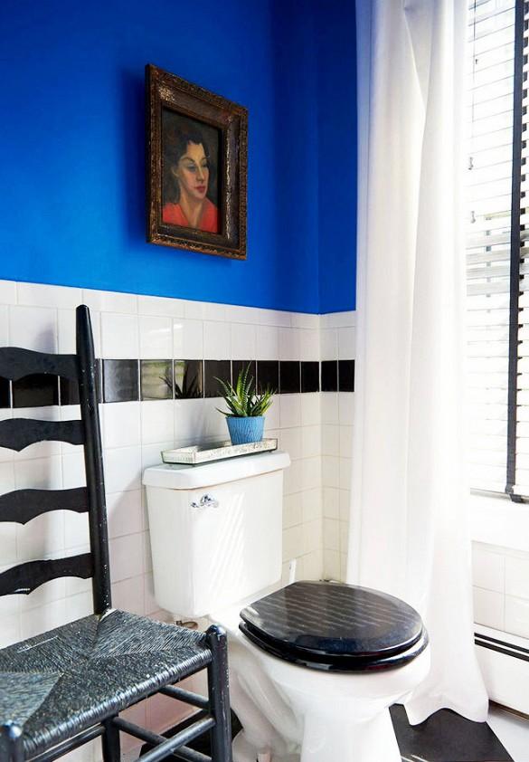 Rental Bathrooms - Colour