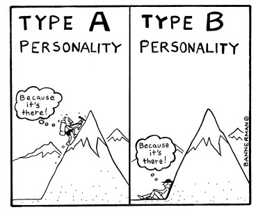 what is a type a personality