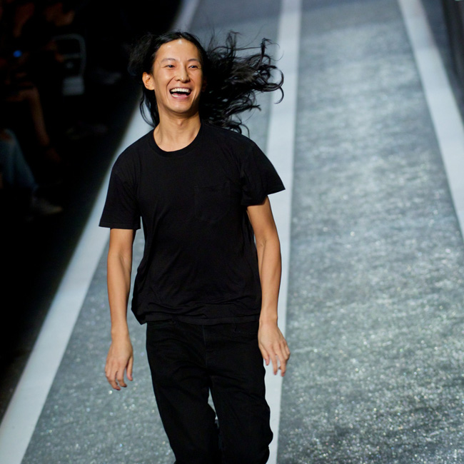 Runway show for the launch of Alexander Wang x H&M. Pictured: Alexander Wang Ref: SPL870411  161014   Picture by: AR / Splash News Splash News and Pictures Los Angeles:310-821-2666 New York:212-619-2666 London:870-934-2666 photodesk@splashnews.com