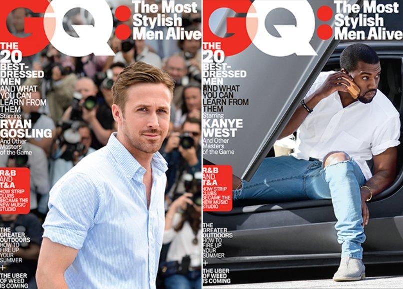 GQ Most stylish men 2