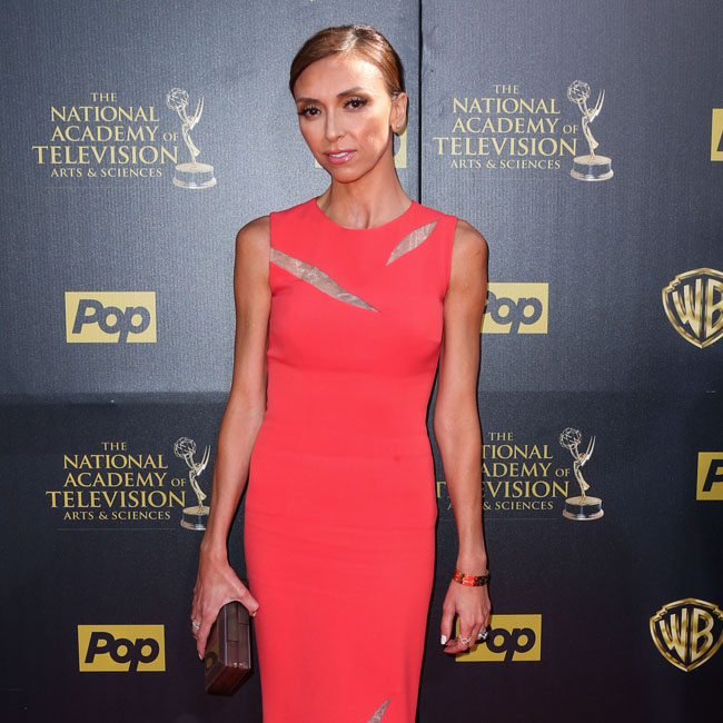 BURBANK, LOS ANGELES, CA, USA - APRIL 26: Giuliana Rancic arrives at the 42nd Annual Daytime Emmy Awards held at the Warner Bros. Studios on April 26, 2015 in Burbank, Los Angeles, California, United States. (Photo by Xavier Collin/Image Press/Splash) Pictured: Giuliana Rancic Ref: SPL1010269  260415   Picture by: Xavier Collin/Image Press/Splash Splash News and Pictures Los Angeles:310-821-2666 New York:212-619-2666 London:870-934-2666 photodesk@splashnews.com
