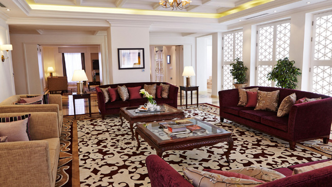 Five Of The Most Exclusive Presidential Suites For Obamas Visit