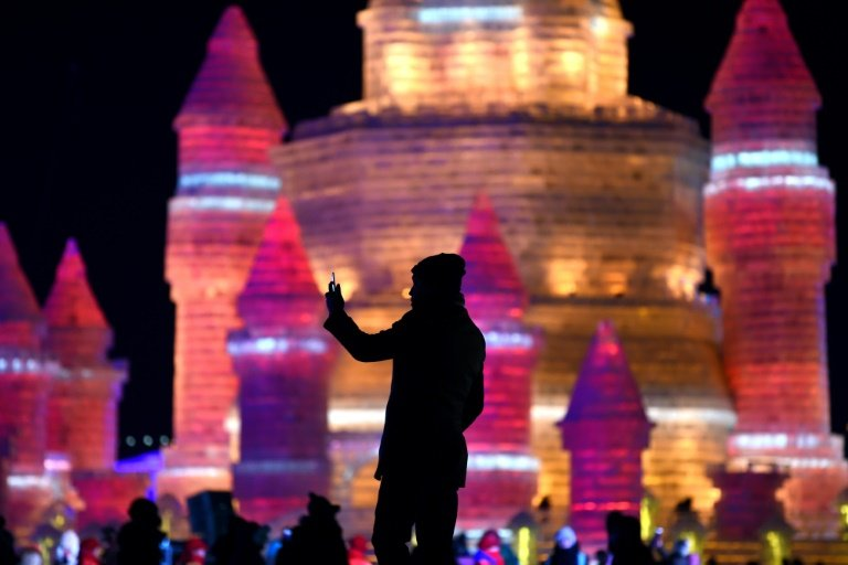 afp-frozen-palaces-and-sub-zero-swimming-at-harbin-ice-festival