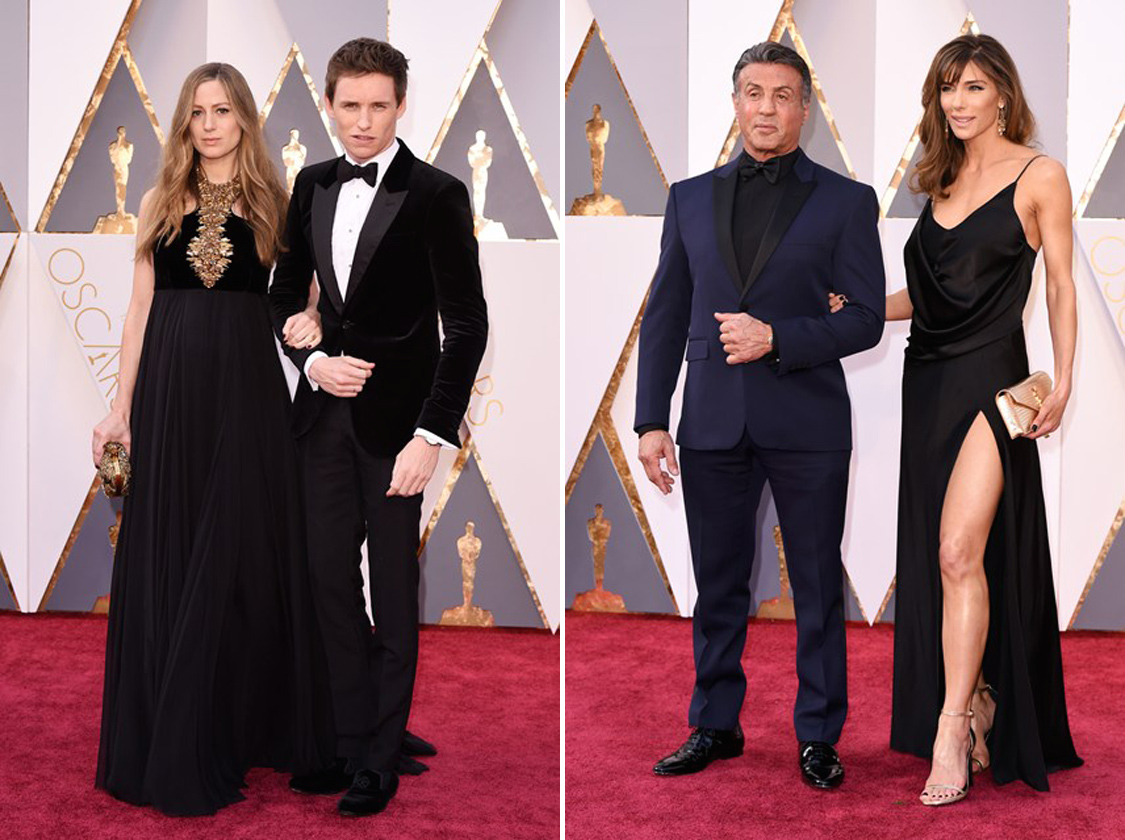 Oscars Fashion - Men