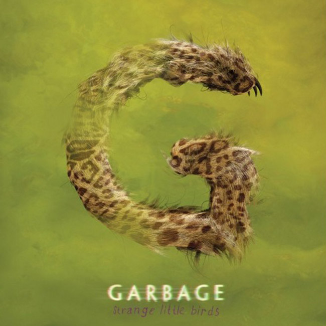garbage new album