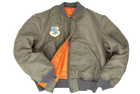 Alpha Industries Flight Jacket, MA-1