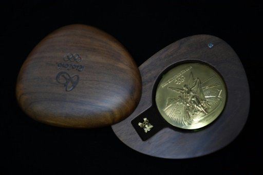 OLYMPIC MEDAL DESIGN