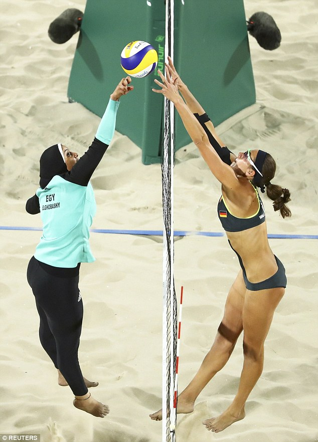 Olympics - Volleyball