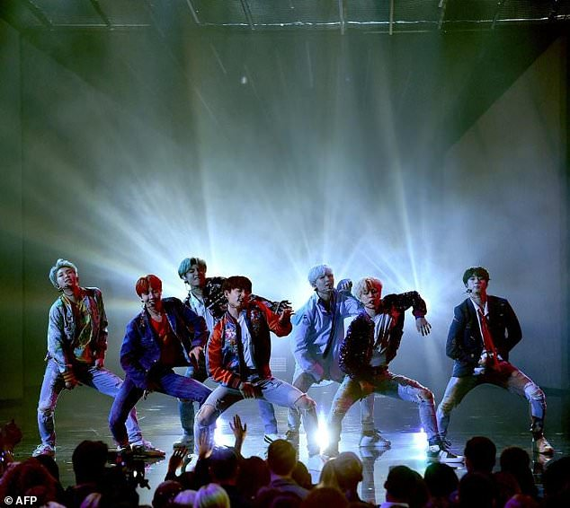 BTS Ranks 28th On Billboard Hot 100 With 'Mic Drop'