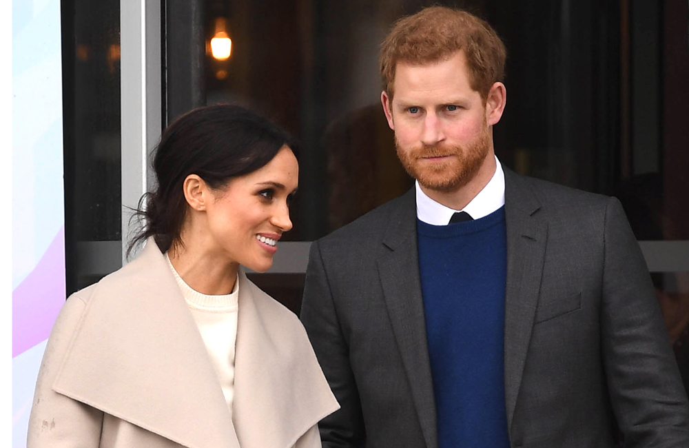 Meghan and Harry - Royals 'are thinking of sending their child to an American school'
