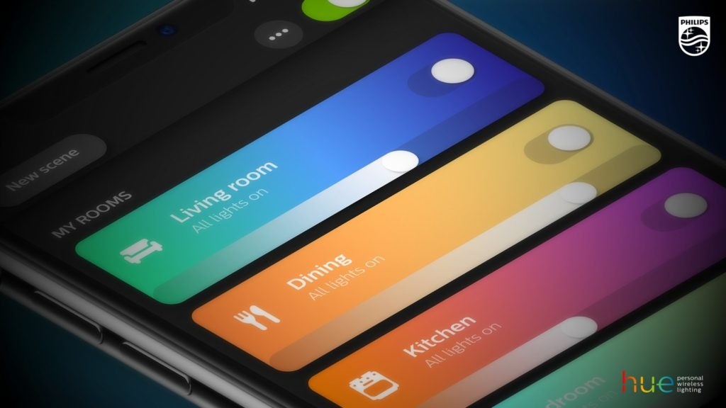 Philips Hue 3.0 update adds new customizations and a simpler app