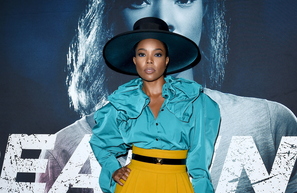 Gabrielle Union - Gabrielle Union: Using a surrogate felt like failing