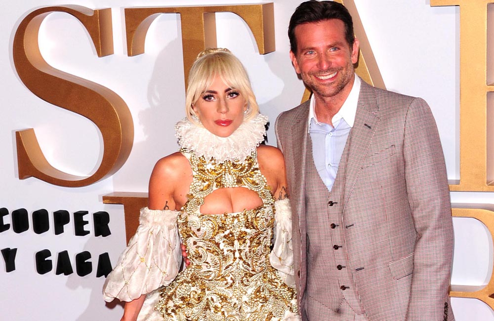 Gaga and Cooper - Bradley Cooper and Lady Gaga have 'endless chemistry'