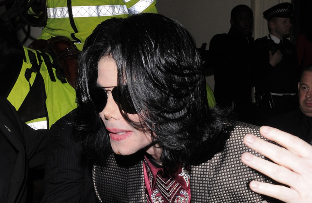 Michael Jackson 1 - Michael Jackson accused of child sex abuse by former maid
