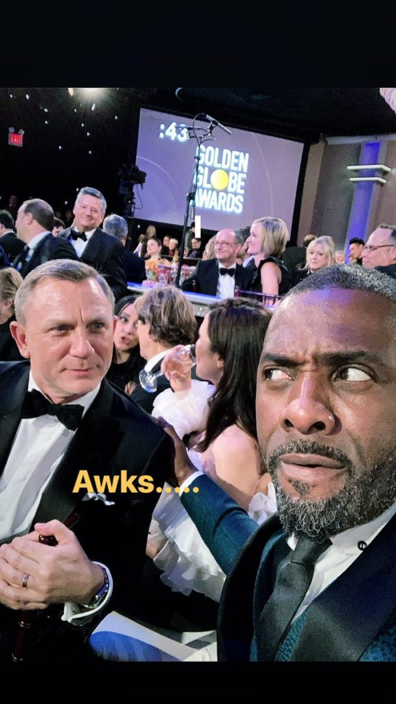 BOND 576x1024 - Oh No! Idris Elba hints he doesn't want Bond role