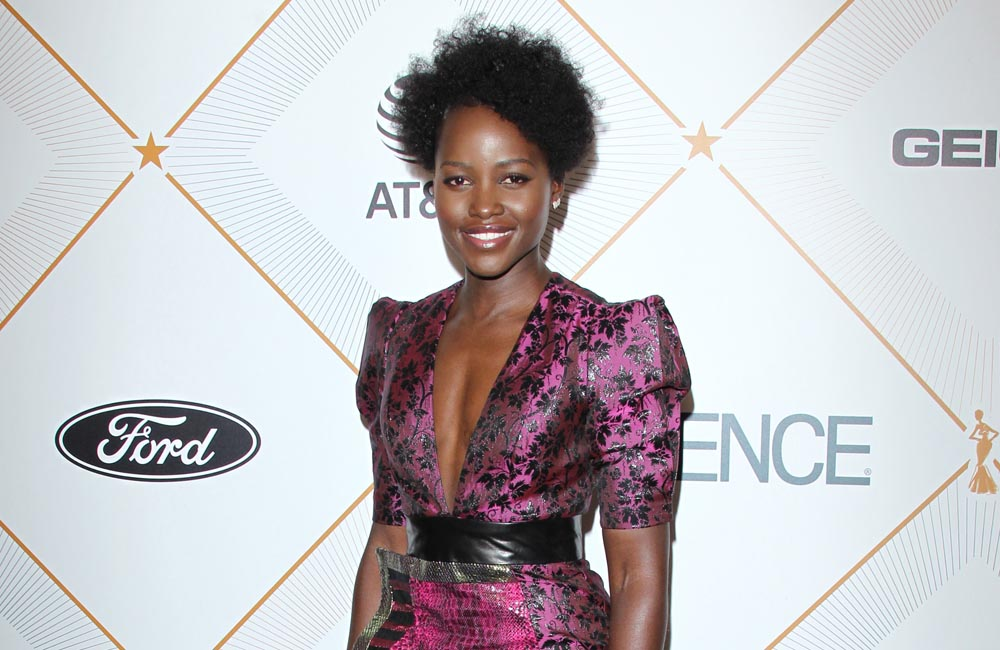 "Lupita Nyongo - Lupita Nyong'o adds ""Ukulele Player"" to her list of cool skills"