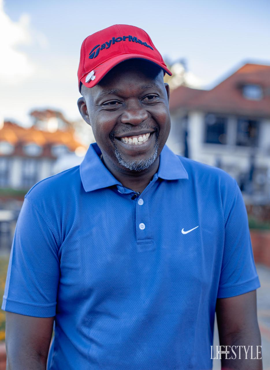 Lawrence Kimathi - 13 Life and Business Lessons from the Kenyan Golf Course