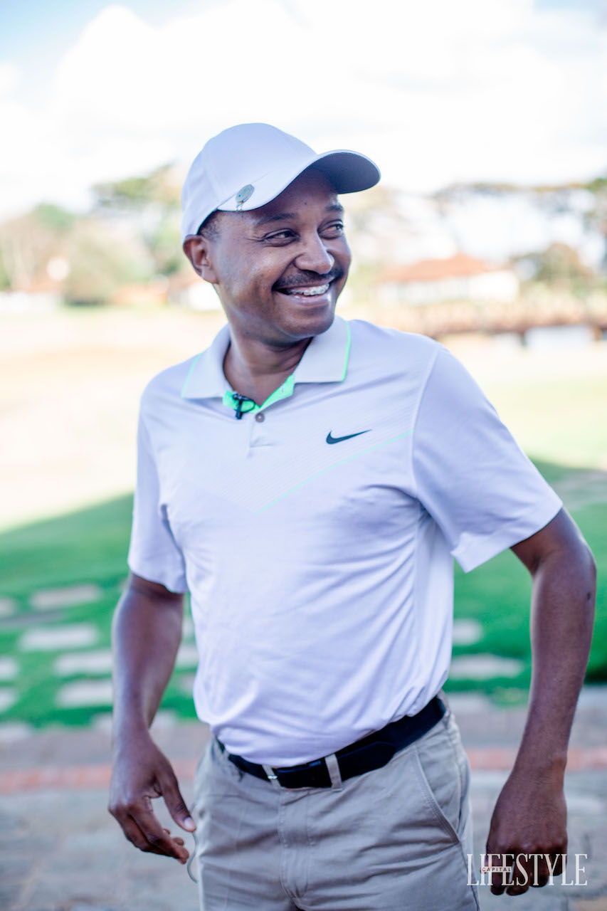 Mike Macharia - 13 Life and Business Lessons from the Kenyan Golf Course