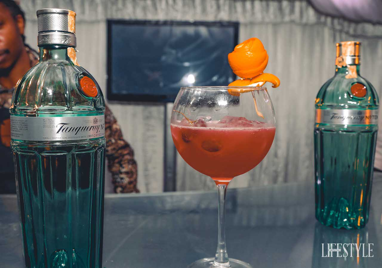 MGL6647 - Five Cocktails Made by Kenya's Top Bartenders