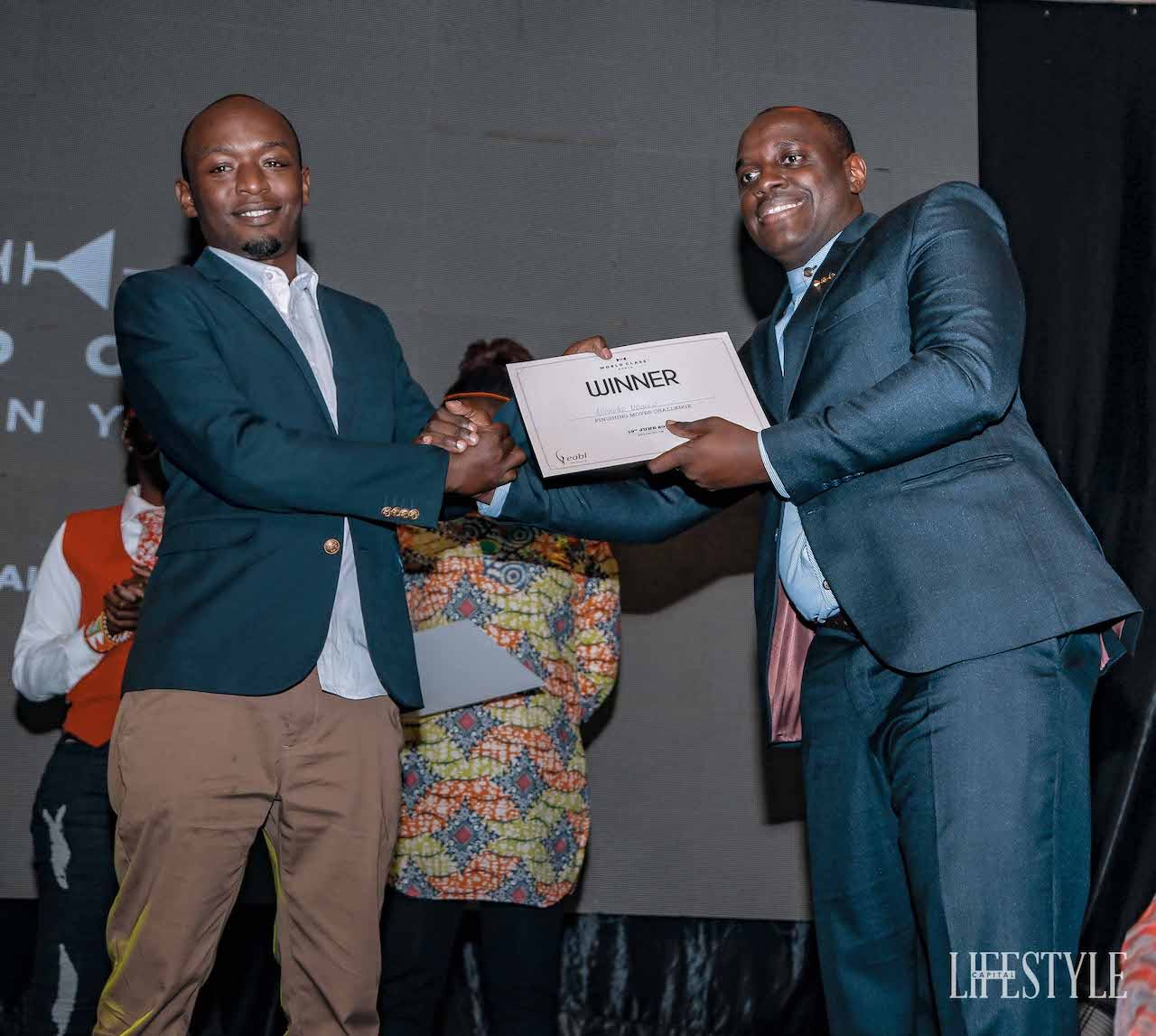 MGL6800 - Diageo Kenya Crowns World Class Bartender of the Year