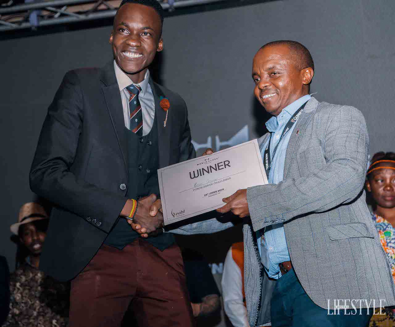 MGL6818 - Diageo Kenya Crowns World Class Bartender of the Year