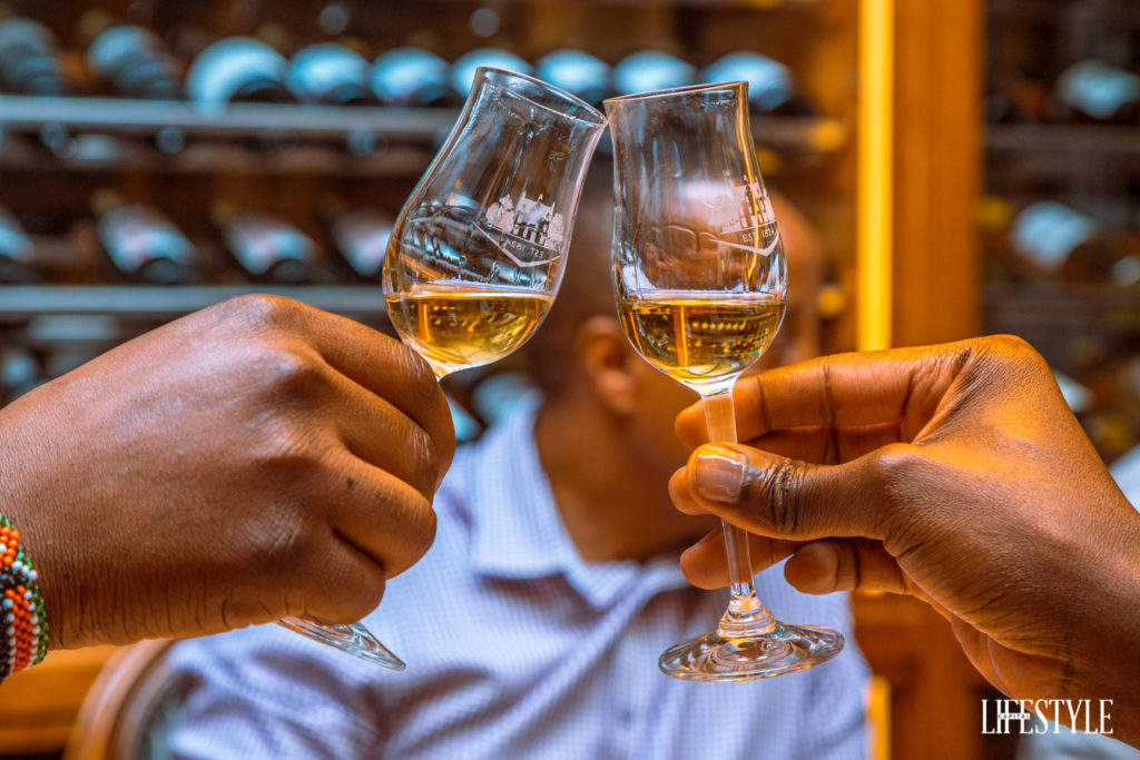 MGL1796 2 1024x683 - An Exceptional Whisky Pairing Dinner with Macallan at Hemingways, Nairobi
