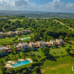 Lush Aerial Views & Gilded Elegance of Vipingo Ridge Golf Villas