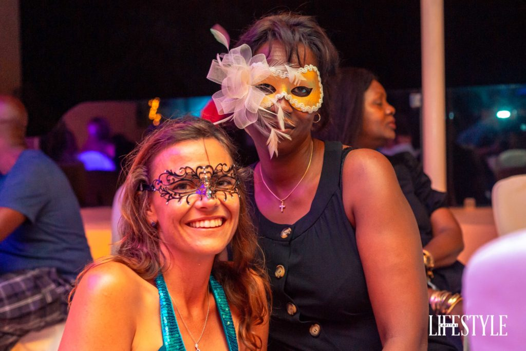 MGL2558 1024x683 - 'Cheers to the New Year': Inside Vipingo Ridge's Masquerade New Year's Eve Soiree