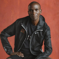 Eliud Kipchoge Launches New Collection by Nike