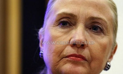 US Secretary of State Hillary Clinton is pictured on December 6, 2012  © Pool/AFP