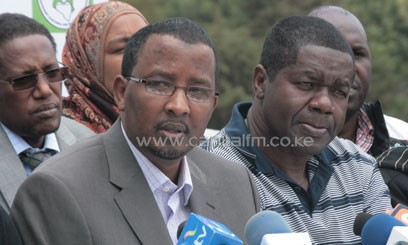 IEBC Chairman Issack Hassan said the ballot papers are to be distributed to all polling centres across the country beginning with the far flung areas to avoid a last minute rush experienced in past exercises/FILE