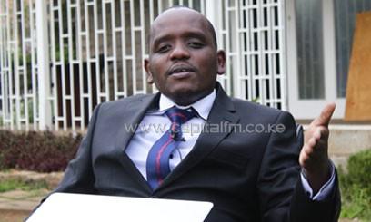 Itumbi says the claims are baseless/FELIX MAGARA