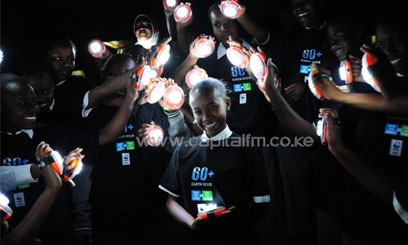 "The Earth Hour 2013 theme is ""I will, if you will,""/JOHN KABUBU"