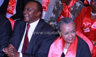 The Supreme Court judges on Saturday declared that Kenyatta was validly elected. Photo/FILE.