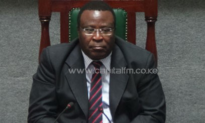 Senate Speaker Ekwe Ethuro said on Tuesday that the new chambers at County Hall are undergoing renovations, after which the Senators will sit there for the next one year/FILE
