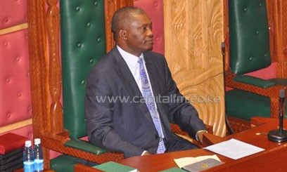 Muturi on Wednesday said talks were ongoing to see if the salaries should be maintained or increased as per the legislators' demands/FILE