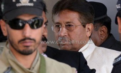 Musharraf will be allowed to return to his palatial villa, saving him the hardships of a Pakistani prison. PHOTO/File.