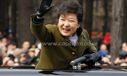 "Park, South Korea's first woman leader, vowed that all the facts would be investigated so that no ""single speck"" of suspicion remained/FILE"