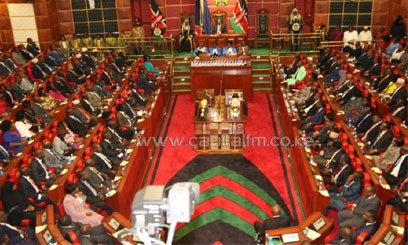 The Senate last week approved the Bill with a recommendation that the money to counties be raised from Sh210 billion as proposed by Treasury and approved by the National Assembly, to Sh258 billion/FILE
