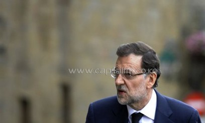 Spain's Prime Minister Mariano Rajoy/AFP