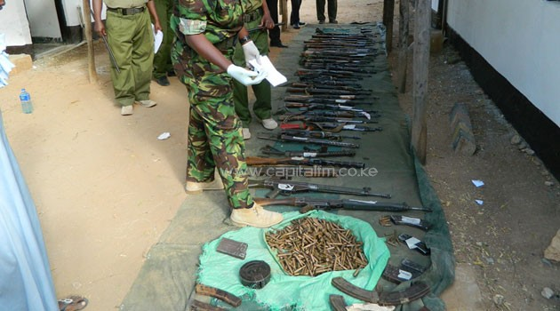 The attack occurred when gunmen believed to be Al Shabaab stormed the police post and opened fire indiscriminately/FILE