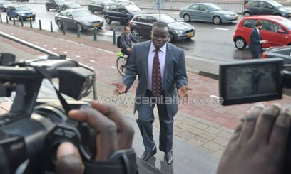 Sang described himself as a professional journalist who loathes contravening the code of ethics that governs his profession/ICC