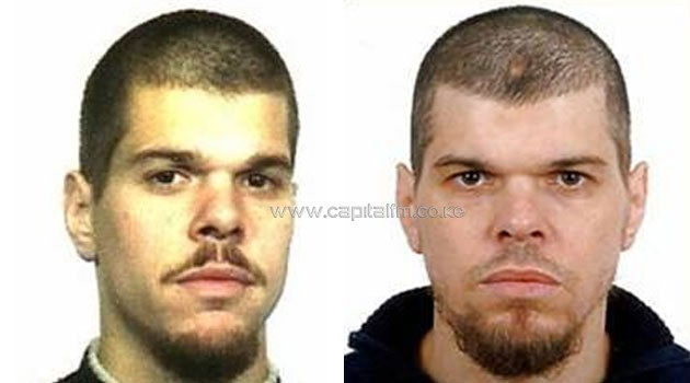 Photos of the German known as Andreas Mueller alias Ahmed Khaled have been circulated widely by Ugandan police/FILE