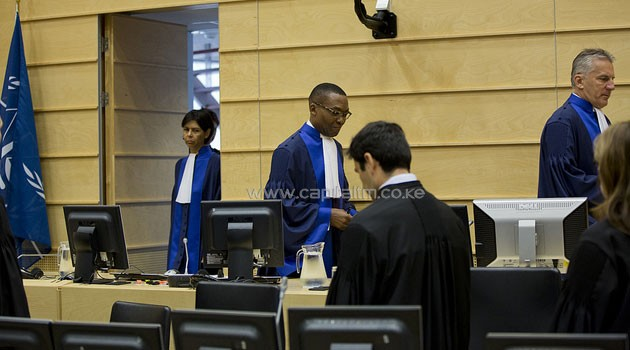 Presiding Judge Chile Eboe-Osuji noted on Wednesday that the court had heard too much unfounded information from witnesses who were reporting third party accounts/FILE