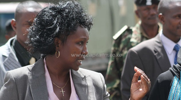 In a letter to Chief Justice Willy Mutunga through her lawyer Donald Kipkorir, Shollei says the only way she can be assured of a fair hearing is if it's held in the open/FILE