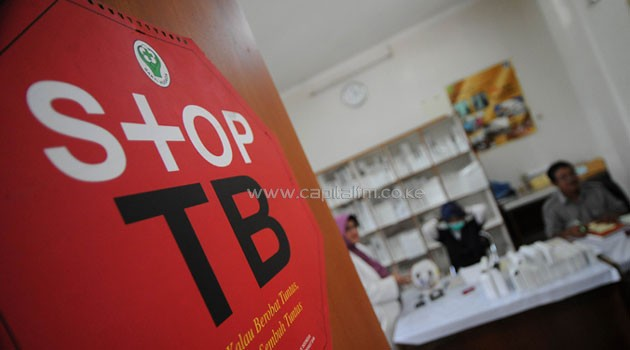 The TB toll is the world's second-highest for an infectious disease, after HIV/AIDS/XINHUA-File