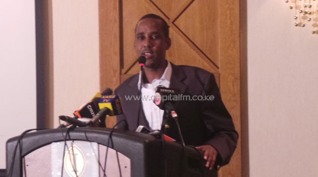 The County Assembly's Forum Chairman Abdi Nuh told the media on Tuesday that their salaries should not be determined after a job evaluation, noting that all other State officers have not undergone the same exercise/JOSEPH MURAYA