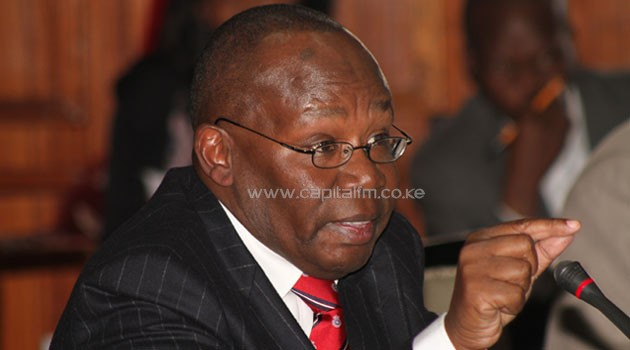 The AG has already filed Notice of Appeal at the Judicial Review and Constitutional and Human Rights Registry at the Milimani Law Courts against Justice Isaac Lenaola's verdict/FILE
