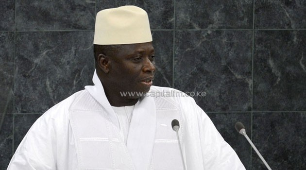President Yahya Jammeh's announcement makes Gambia the first country to cut diplomatic ties with Taiwan since President Ma Ying-jeou took office in 2008 on a China-friendly platform/XINHUA-File