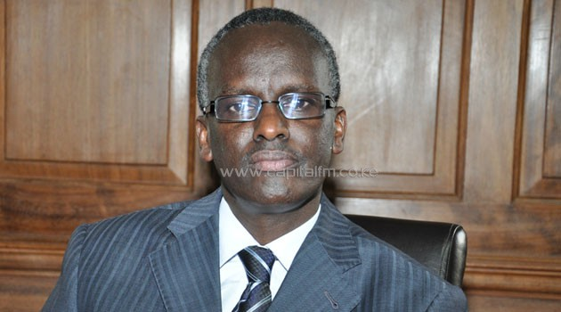 High Court Judge Isaac Lenaola (pictured) was named the Deputy Principal Judge of the East African Court of Justice/CFM